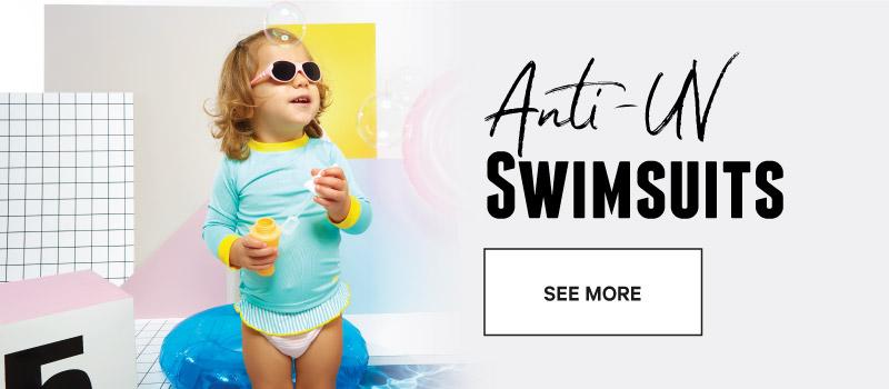Anti-UV Swimsuits
